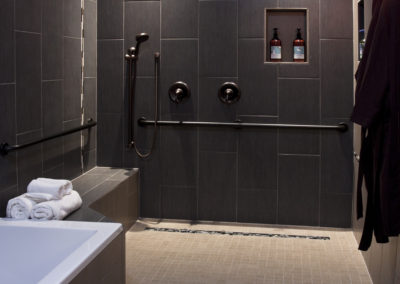SPA SHOWER ROOM